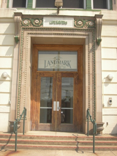 Doorway of the Lifesavers Building